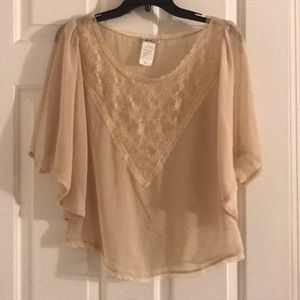 Love Squared blouse